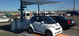 car 2 go evarc at airport