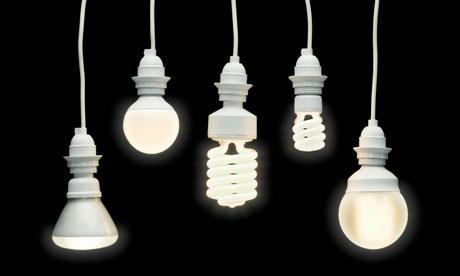 Cum sa alegem becul potrivit: incandescent, economic sau LED?