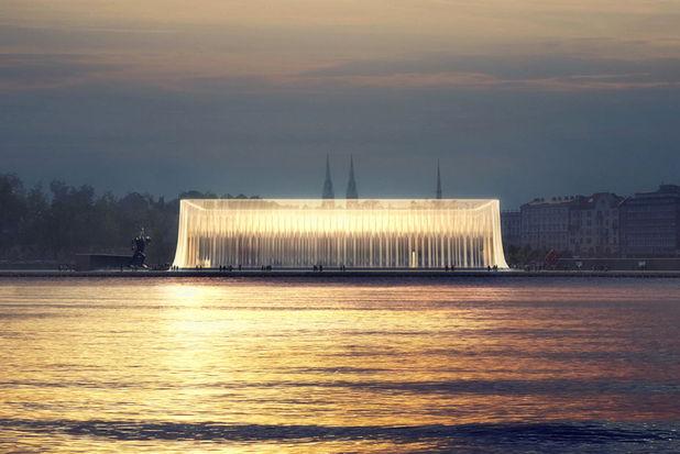Concurs de arhitectura pentru muzeul Guggenheim Helsinki – lista scurta a proiectelor