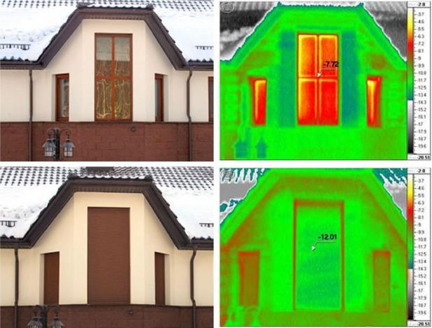 Studiu german: rulourile exterioare reduc pierderile de caldura prin ferestre cu 30%