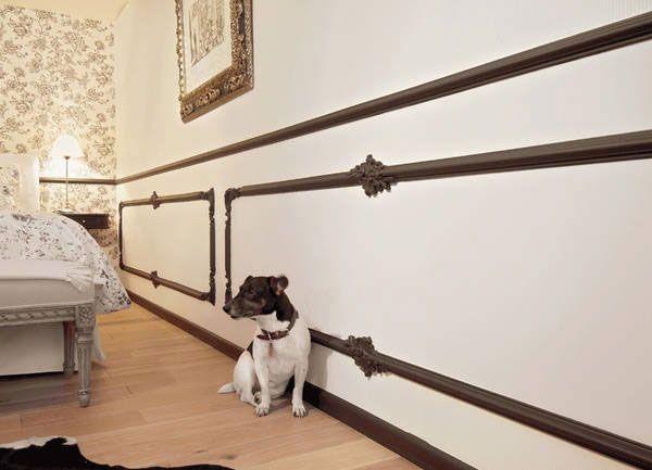 Profile decorative: un mod simplu de a conferi eleganta oricarui perete