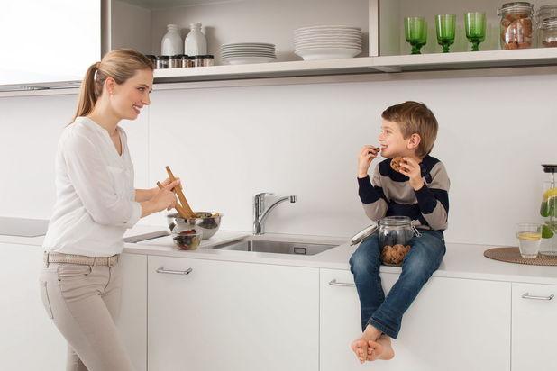 O bucătărie pentru toată familia: 10 lucruri esenţiale