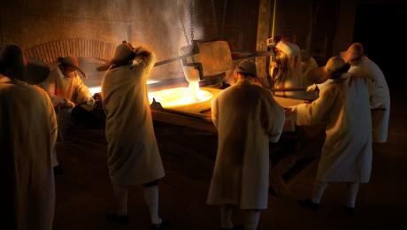 Despre o companie infiintata acum 350 de ani: Saint Gobain