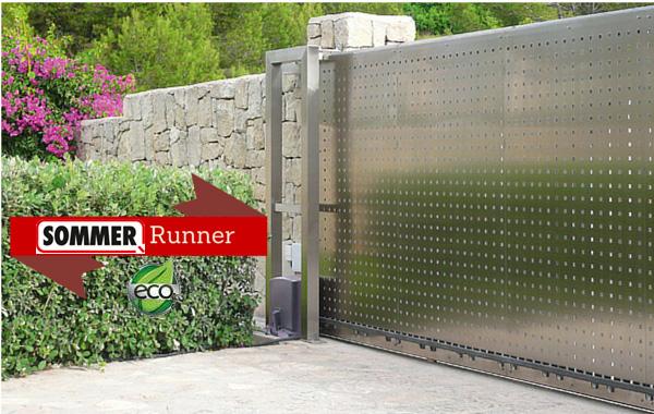 Automatizarea pentru porti RUNner: mai silentios, mai lin, mai sigur