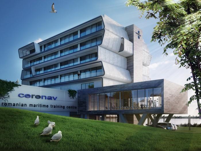 Doua proiecte romanesti au intrat in finala festivalului mondial de arhitectura