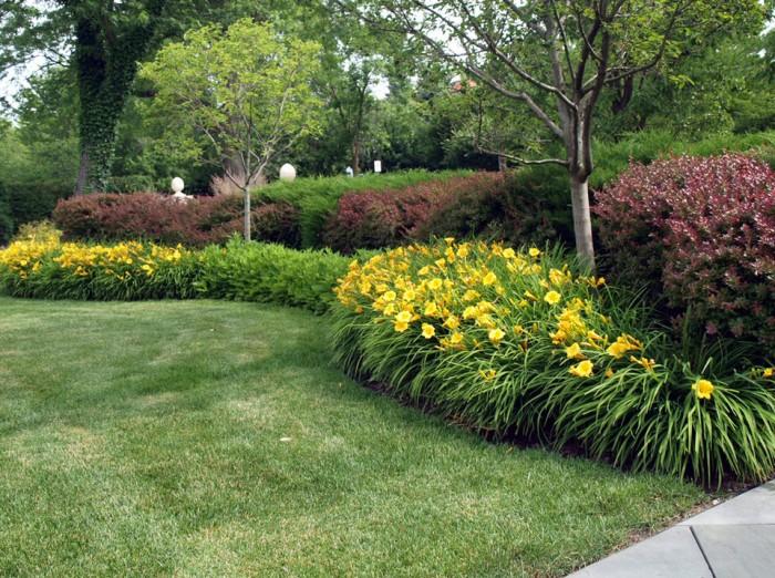 Gardurile vii sau cum obtii intimitate, protectie si un peisaj frumos cu niste arbusti, ceva talent si utilajele potrivite