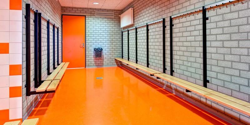 Sika_Comfortfloor_liceu_De Meerwaarde_Barneveld_Olanda