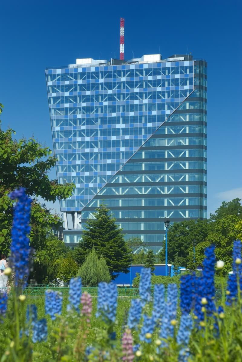 Euro Tower Bucharest