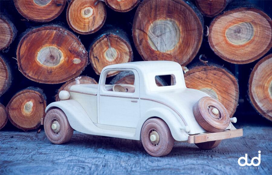 Macheta Chevrolet Coupe 1934