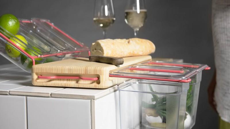 Genial de simplu: un tocătormultifuncţional pentru bucătărie