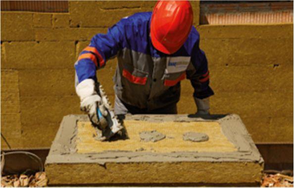 Cum se face termoizolaţia pereţilor exteriori cu vată bazaltică