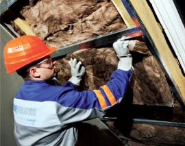 De ce este necesară şi cum se face termoizolarea mansardei cu vată minerală