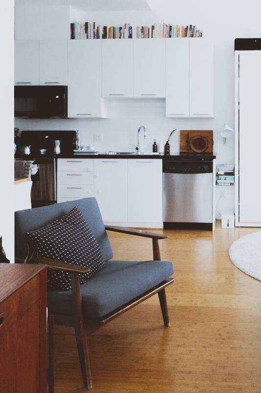 apartament minimalist 60 mp