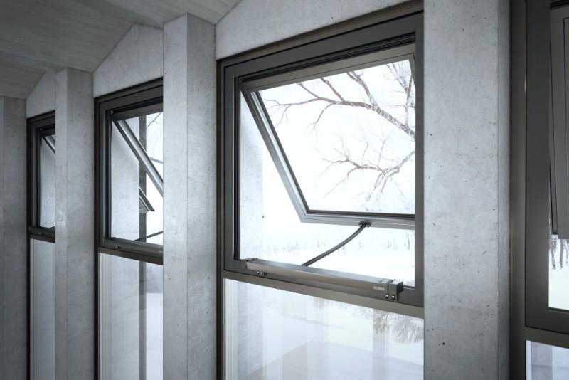 Sisteme de ventilare cu lant