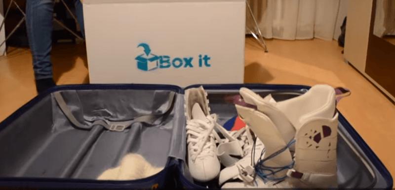 Box it, serviciu de depozitare care funcţionează ca o extensie a spaţiului tău