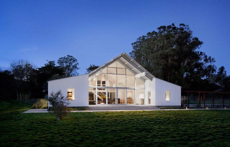 casa pasiva california