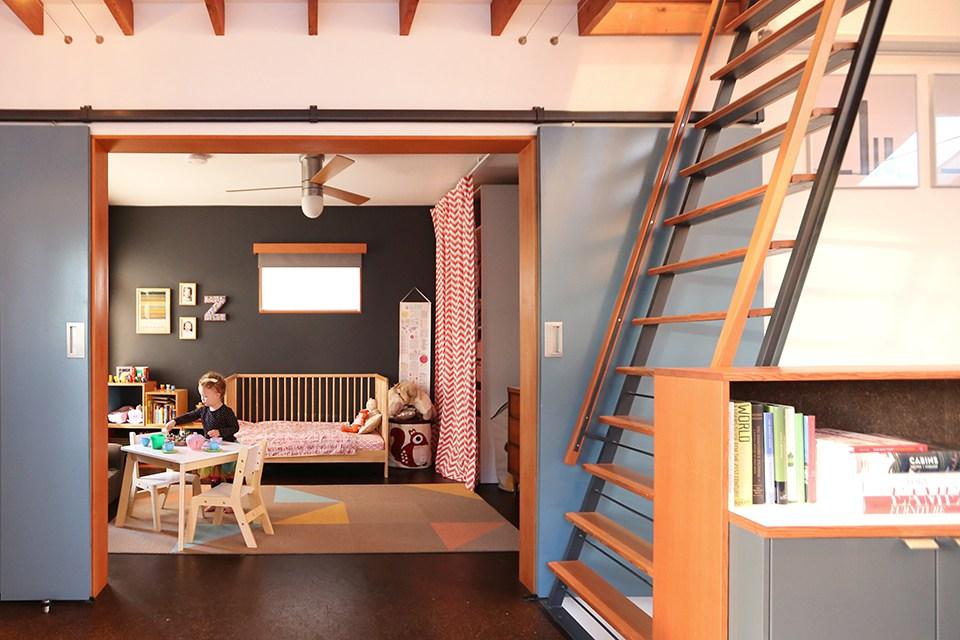 amenajarea_unei_case_mici_Seattle_dormitor_copii