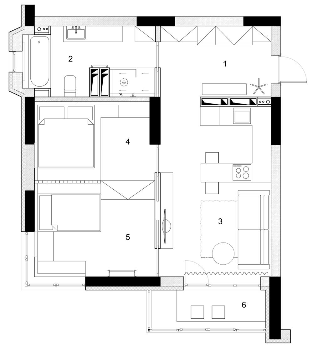 apartament-amenajat-cu-caramizi-de-sticla12
