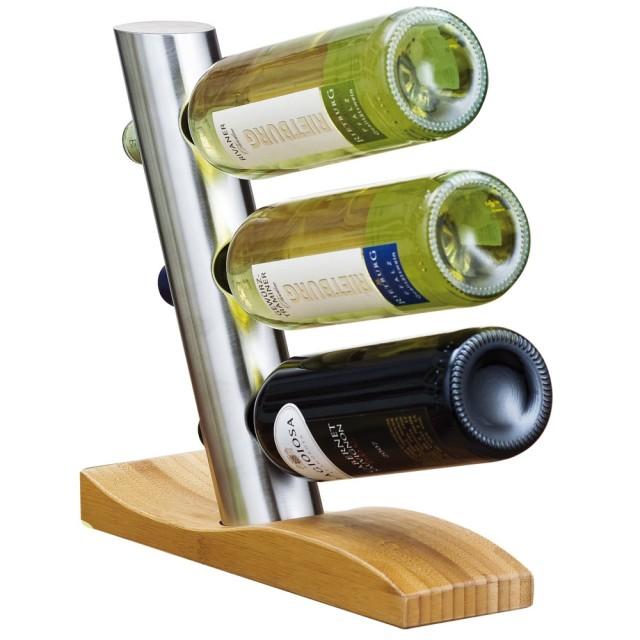 11 suporturi pentru sticle de vin: depozitare şi prezentare cu stil