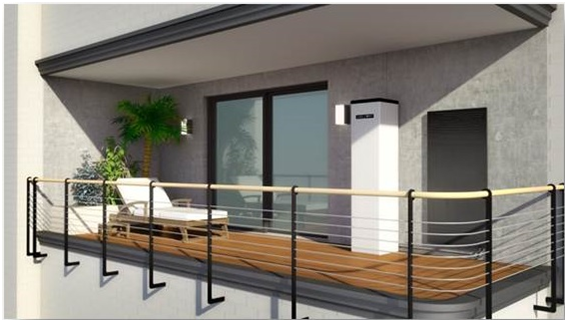 Cât costă un sistem eficient energetic pentru apă caldă și încălzire la un apartament de 50 mp izolat termic