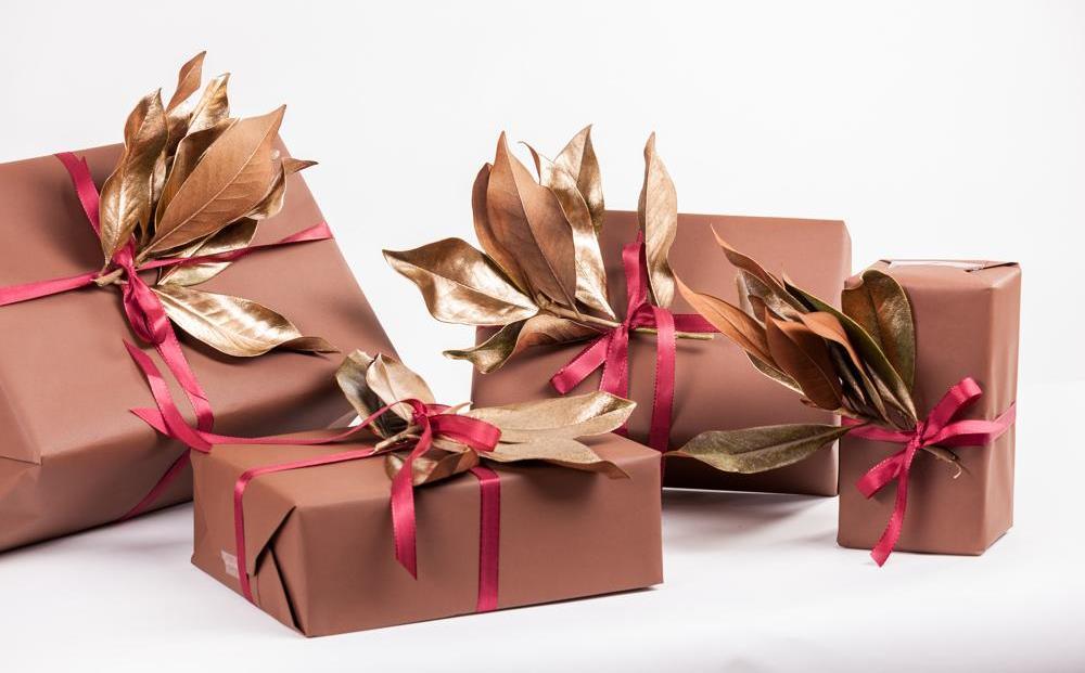 Ambalaje speciale pentru cadouri speciale.