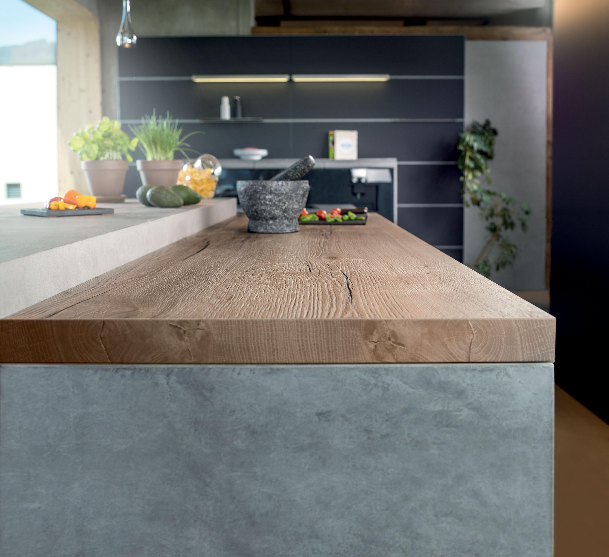 Blat din PAL melaminat, cea mai versatilă soluţie pentru suprafeţele de lucru din bucătărie