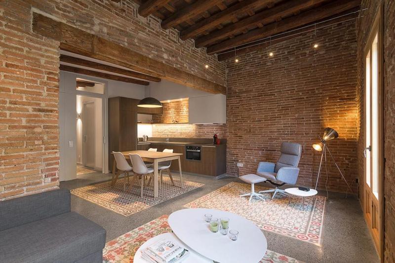 Plăcile hidraulice: ce sunt, cum s-au folosit în renovarea unui apartament din Barcelona şi unde le poţi găsi