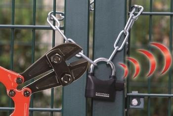 Eficace şi uşor de montat: alarma pentru uşă, fereastră, clanţă sau lacăt