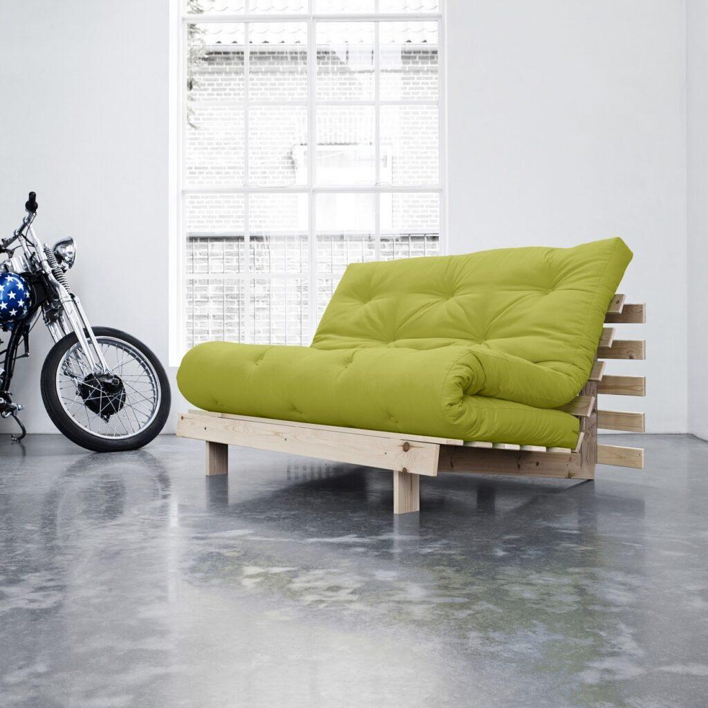 canapea extensibila stil scandinav