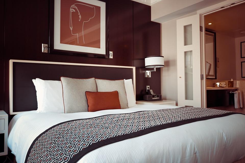 5 pași pentru un dormitor calm