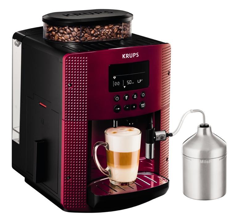 Krups Essential: Magia unei cafele bune