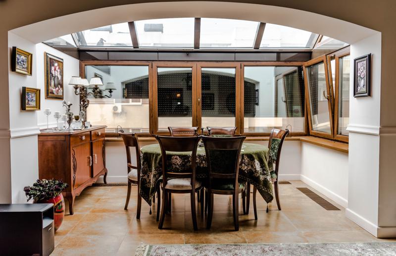 Amenajarea unui apartament de 3 camere în stil clasic