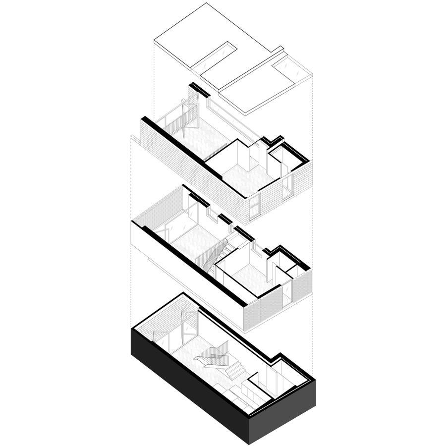 casa cu amprenta de 45 mp 9