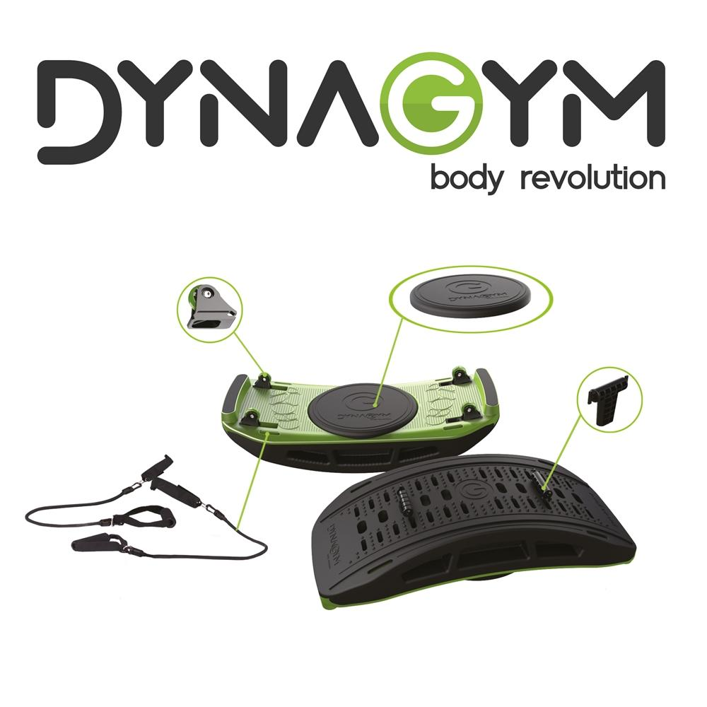 aparat gimnanstica dynagym 1