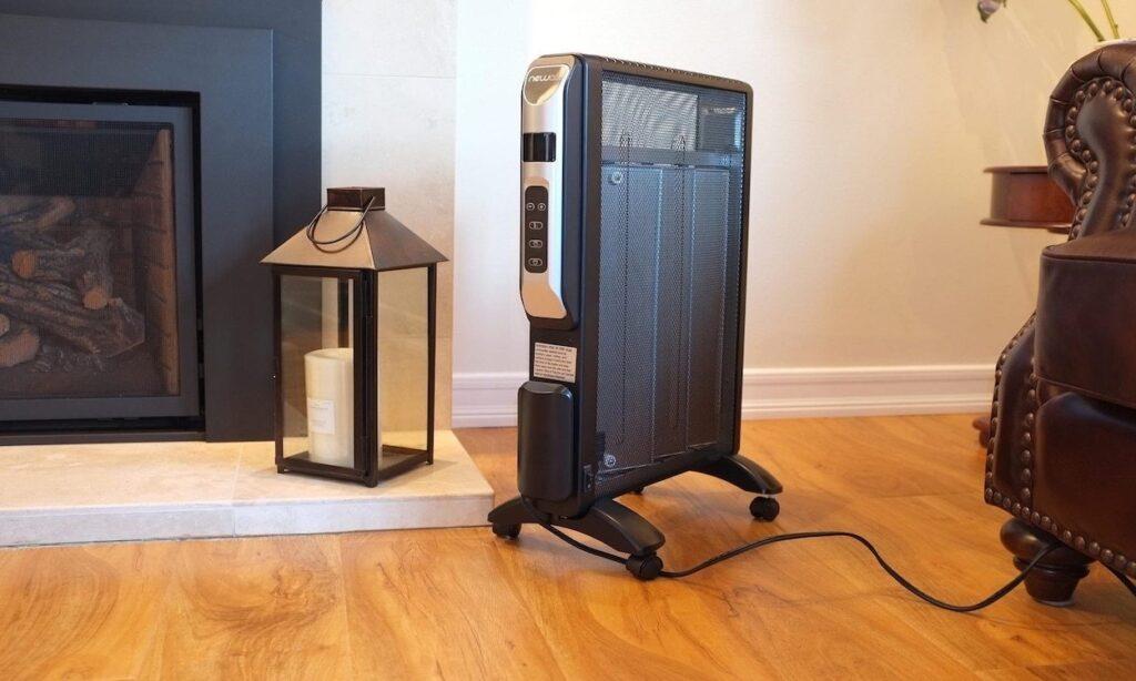 solutii de incalzit suplimentare calorifer electric
