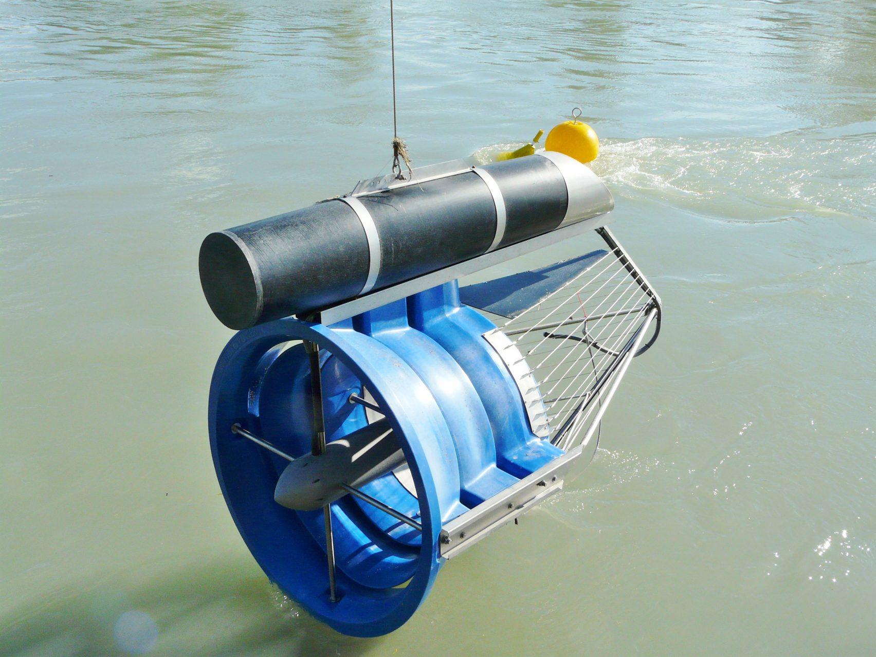 turbina hidropower