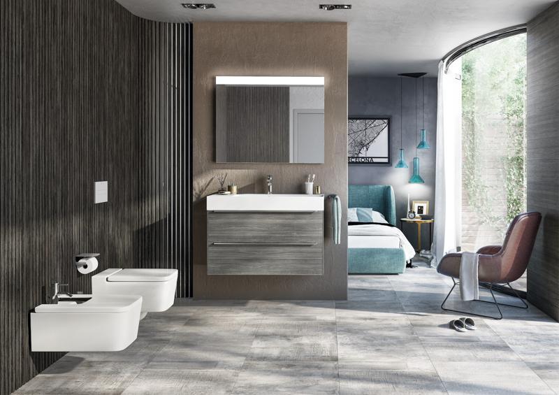 Roca inspira, colectii pentru baie