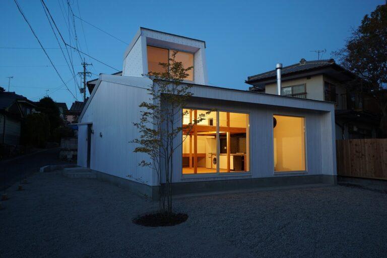Casa Pettanco arhitectura japoneza