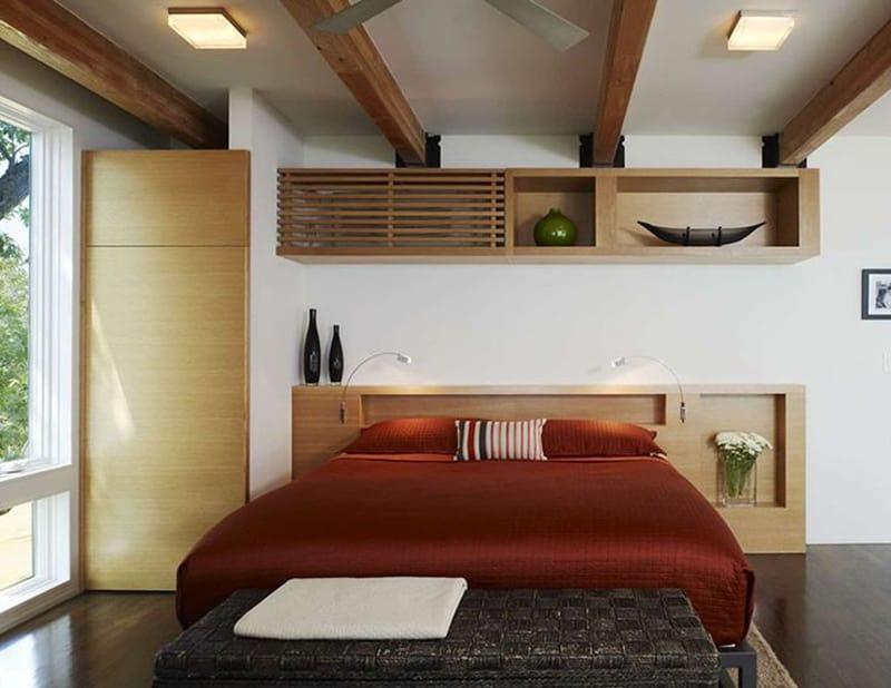 ascunde unitatea interioara de aer conditionat dormitor 1