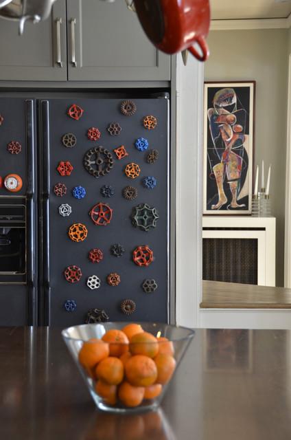 colectie pe frigider