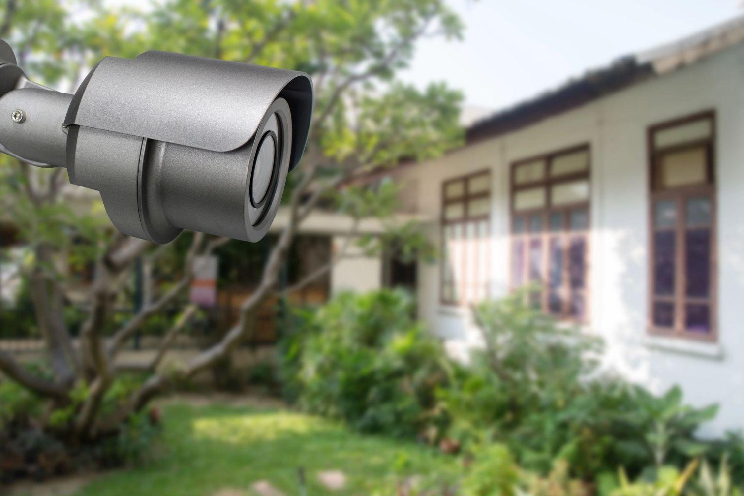 securitatea casei tale - camera supraveghere vecini