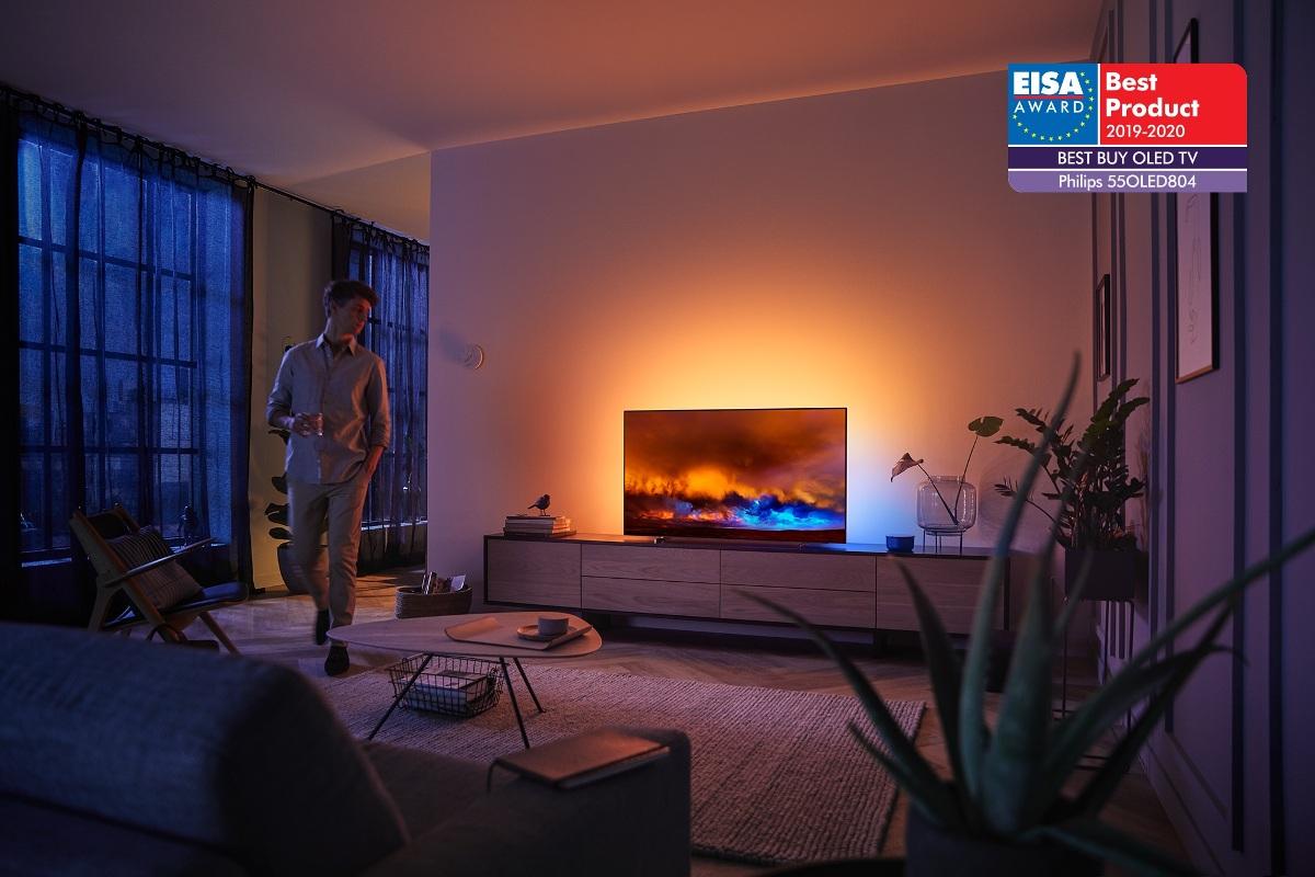 Philips OLED 804