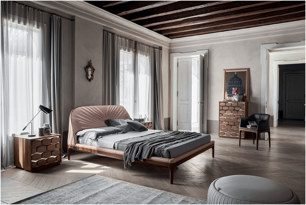 paturi de lux in dormitor