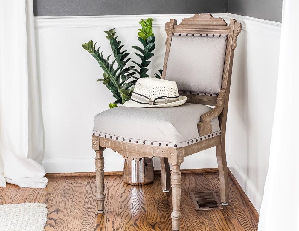 scaun vechi reconditionat
