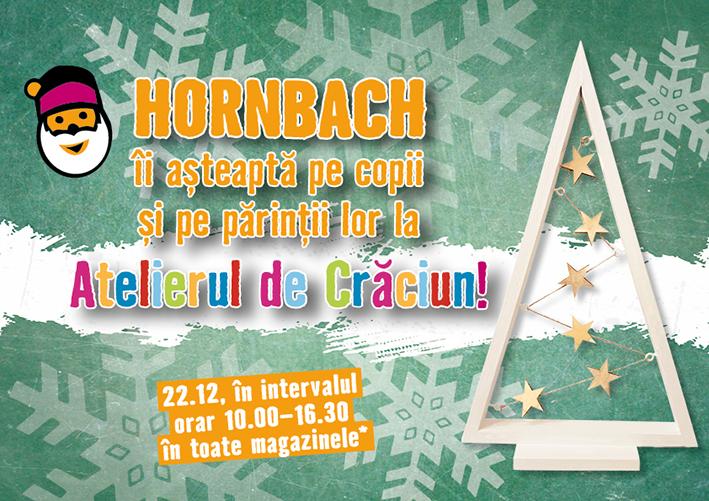 hornbach atelier de craciun 2019