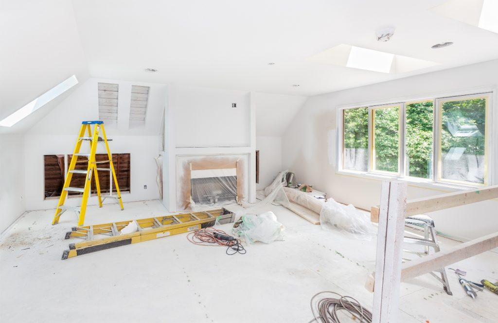 cum sa-ti protejezi casa in timpul renovarii