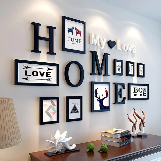 Decoratiuni de agatat pe perete in locuinte