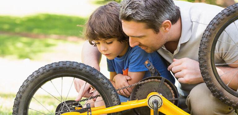reparatie bicicleta