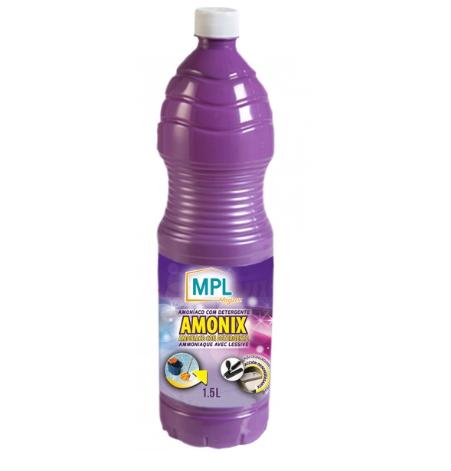 solutii cu amoniac pentru curatarea suprafetelor amonix
