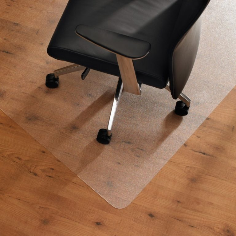 protectie pardoseala roti scaun birou - covoras PVC